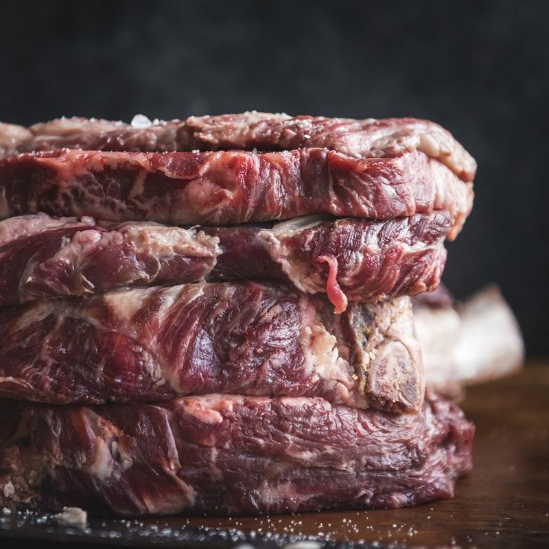 kød reklame
