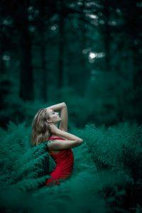 Modefotograf og livsstilsfotograf